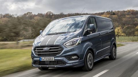 Ford modernizuje úžitkové modely