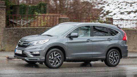 Honda CR-V i-DTEC: Posledná naftová príležitosť