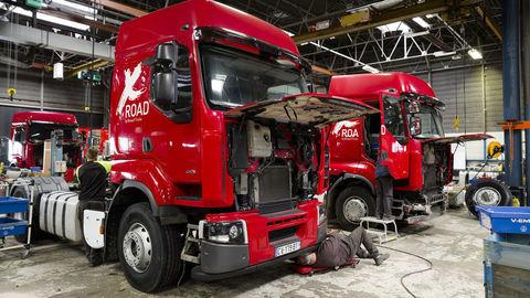 Renault Trucks Selection aX-Road