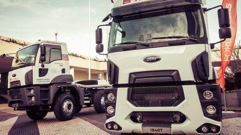 Na český trh vstupujú trucky Ford