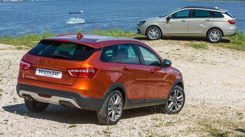 Lada Vesta kombi prichádza na slovenský trh s cenou od 13 000 eur