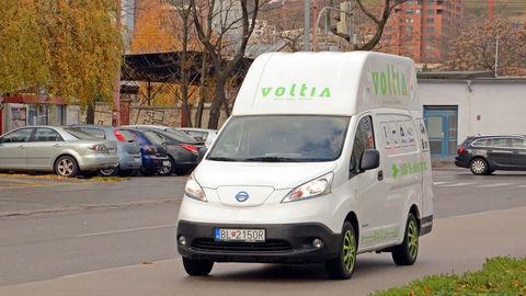 Japonský van, slovenská nadstavba