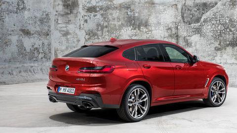 BMW X4 narástlo, druhá generácia je zároveň ľahšia