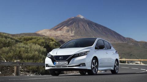 Nissan Leaf: Potichu ďalej zájdeš