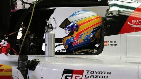 Toyota angažovala Fernanda Alonsa na vytrvalostné preteky