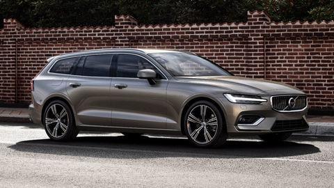 Volvo V60 debutuje v Ženeve