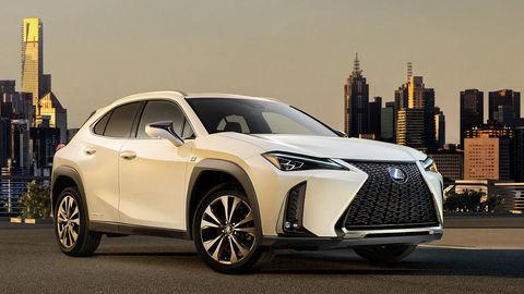 Lexus UX vraj otvorí nový segment