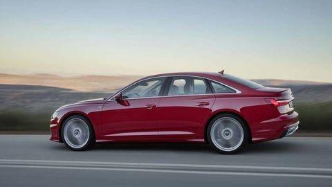 Audi A6 prináša technológie z A-osmičky v menšom balení