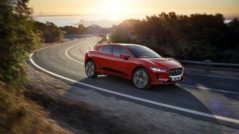 Elektrický Jaguar i-Pace je hotový, pozrite si sériovú verziu
