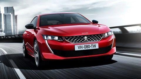 Peugeot chce ohúriť Ženevu novým liftbackom 508