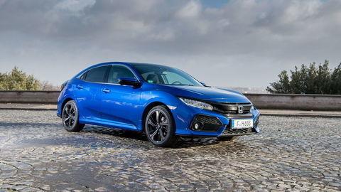 Motoring: Honda Civic s novým dieselom, Toyota Land Cruiser a Audi A8