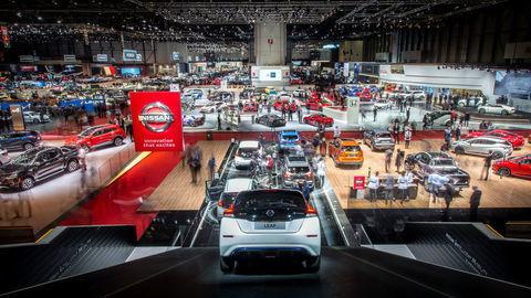 Autosalón Ženeva 2018 - Motoring špeciál!