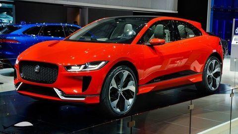 Elektrický Jaguar prejde na jedno nabitie 480 kilometrov