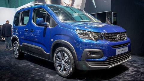 Peugeot Rifter nahradil obľúbený Partner. Techniku zdieľa s Berlingom