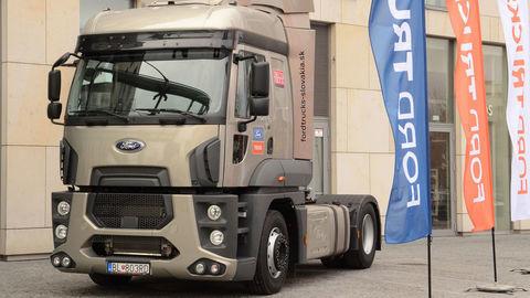 Ford Trucks už aj na Slovensku