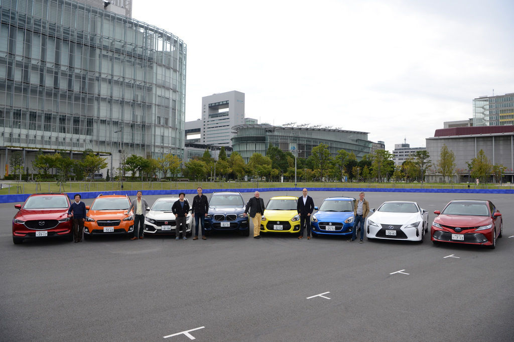 Content wcoty tokyo