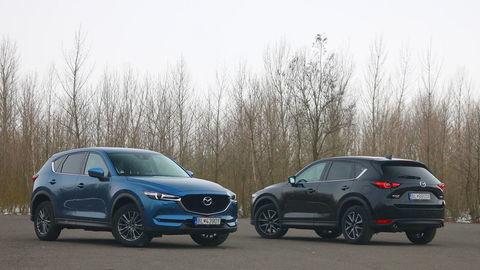 Mazda CX-5 2,0 Skyactiv-G / 2,2 Skyactiv-D: Blato jej nevonia, radšej má zákruty