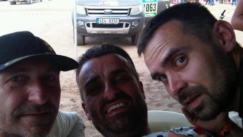 Zo zákulisia Rely Dakar objektívom Jara Miškolciho