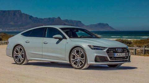Na slovenský trh prichádza nové Audi A7 Sportback