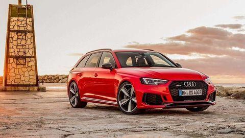 Nekompromisné kombi v predaji u nás: Audi RS4 Avant