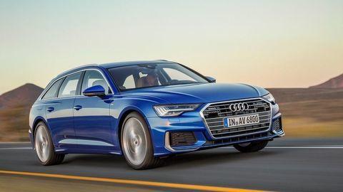 Audi A6 Avant piatykrát