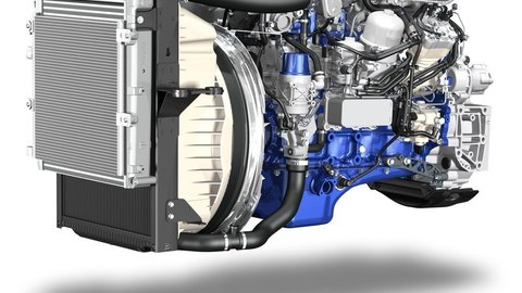 Volvo FL s väčším užitočným zaťažením
