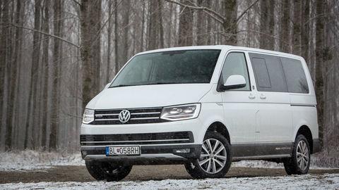 Motoring: Volkswagen Multivan pre cestovateľov a vodíková budúcnosť naživo