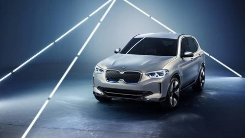 Elektrické BMW iX3 sa onedlho objaví v sériovej výrobe