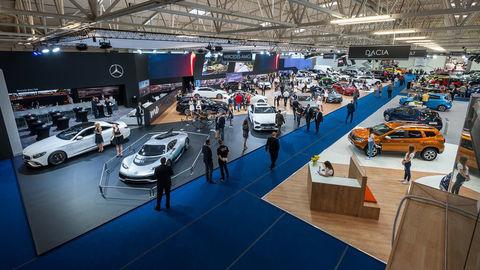 Motoring: Bratislavský autosalón, Opel Insignia GSi a Seat Ateca FR