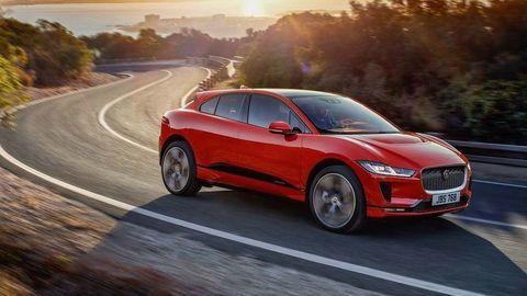 Jaguar I-Pace sa predáva na Slovensku