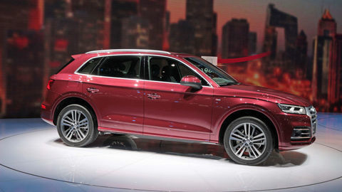 Audi Q5 predĺžili