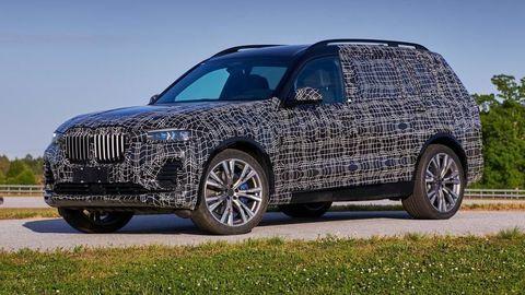 Prichádza ďalšie luxusné SUV, na BMW X7 čakajú posledné skúšky
