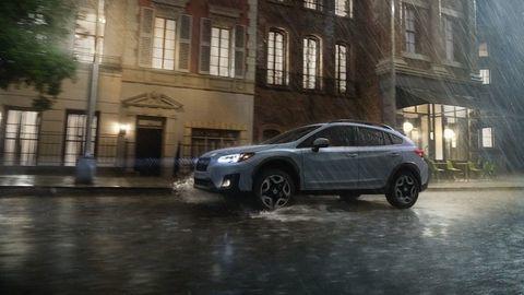 Subaru predstaví prvý sériový plug-in hybrid ešte tohto roku