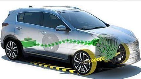 Hybridná Kia Sportage je hotová, poznáme prvé detaily