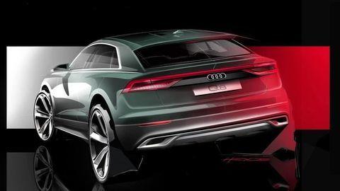 Sériové Audi Q8 na prvej upútavke. Vyrábať ho budú na Slovensku