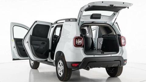 Užitočná Dacia Duster Fiskal prichádza z Rakúska
