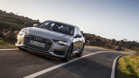 Audi A6: Zážitok z jazdy závisí od motora