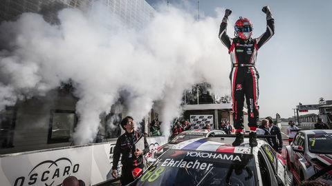 Prvé víťazstvo pre Peugeot