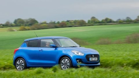Suzuki Swift 1,0 Bosterjet: S turbom je lepší