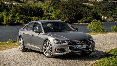 Za volantom nového Audi A6, Seat Arona a Suzuki Swift Sport