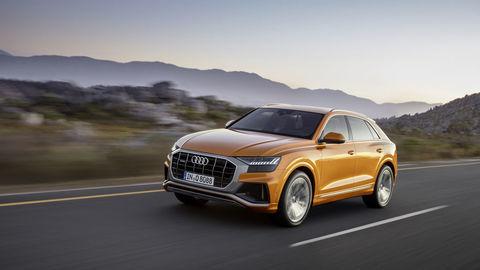 Toto je nové auto z Bratislavy. Športové SUV ukazuje nový dizajn Audi