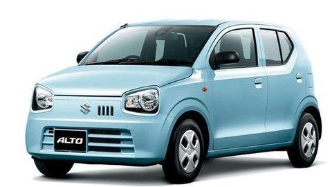 Nové Suzuki Alto váži iba 610 kilogramov. Výrobca avizuje spotrebu benzínu 2,7 l/100 km