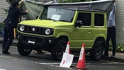Nový Jimny je hotový, Suzuki ho predstaví na jeseň