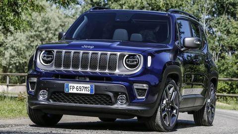 Modernizovaný Jeep Renegade dostal najnovšie motory FIAT