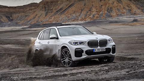 Prichádza nové BMW X5. Opäť narástlo, siedmich odvezie pohodlnejšie