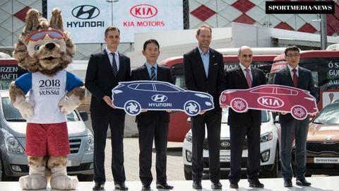 Hyundai-Kia na MS vo futbale