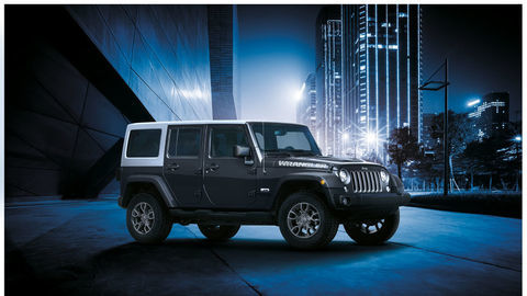 Jeep uvádza poslednú edíciu Wrangler JK