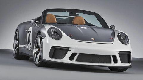 Narodeninový darček Porsche: ľahká 911ka bez strechy a luxusnej výbavy