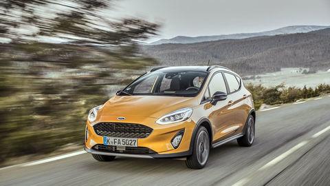 Ford Fiesta Active: Viac štýlu a jazdného komfortu