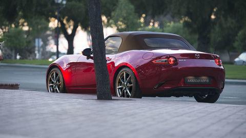Výkonnejšia Mazda MX-5 príde už v auguste, poznáme detaily